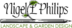 Nigel L Philips Garden Design Logo